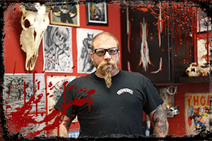 Lucky Deville Tattoo WNY - Rick