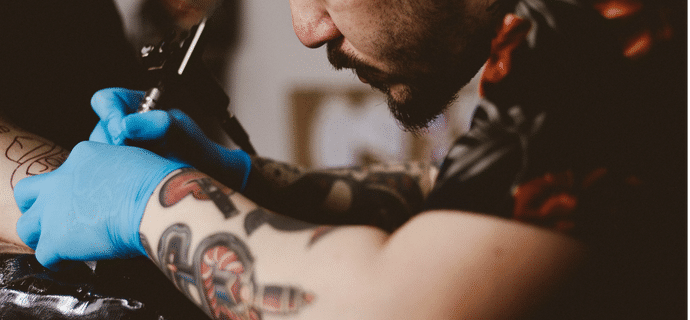 Tattoos 101 - What Does It Mean When My Tattoo Looks Wet