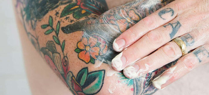 The Dull Side of the Tattoo Healing Process