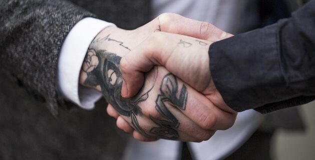 3 Industries That Still Frown On Tattoos in the Workplace