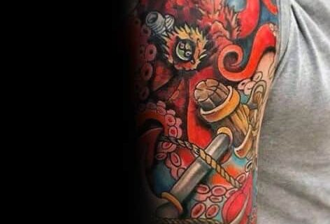 Thinking of Getting a Tattoo Sleeve - Here's What You Should Know