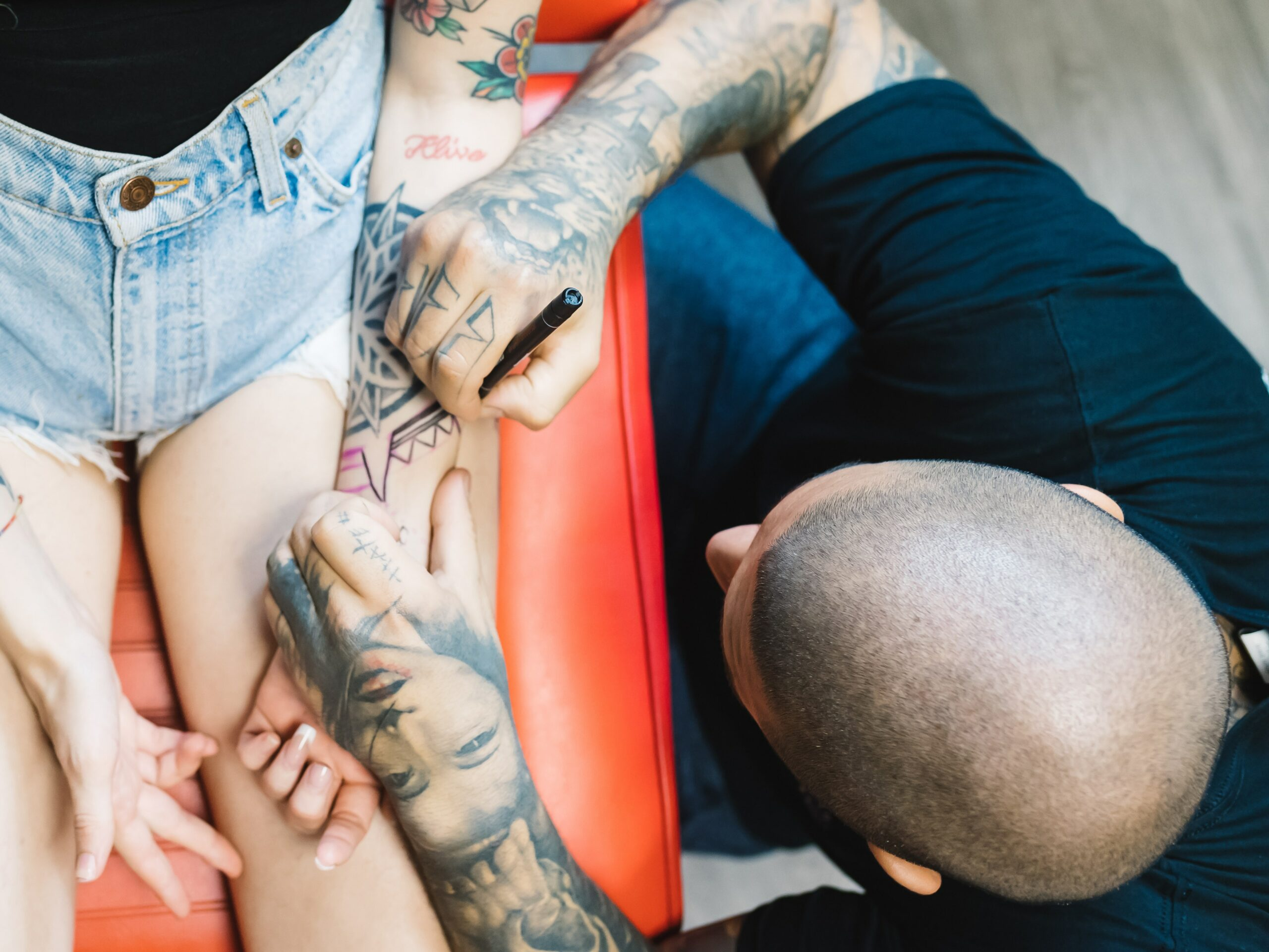 What to Wear When Getting Your First Tattoo - A Guide